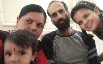 Help Raghu fight Cancer