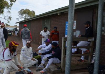 One Day cricket battle
