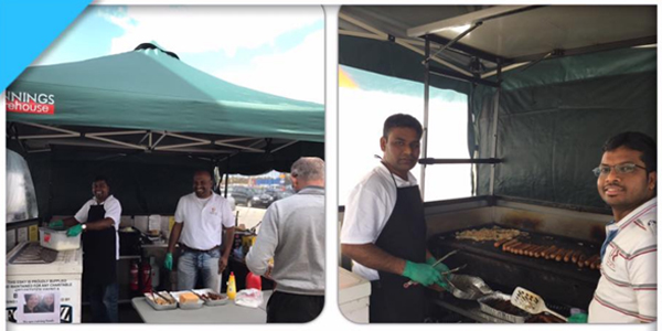 Fund raising BBQ at Bunnings to help support Suzie to fight MS!